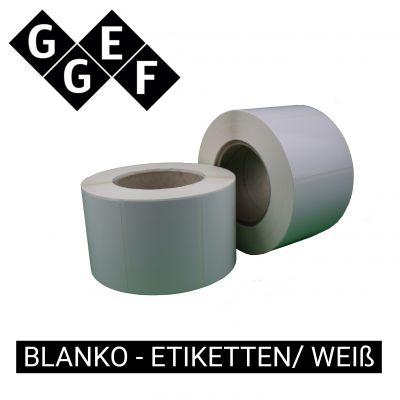Thermotransfer Etiketten auf Rolle, Papier, 31 x 22 mm, 2780 Stück pro Rolle, Kern 25,4 mm